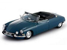 Citroen DS19 Cabriolet 1961 blau1:18 Sunstar