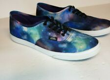 VANS Authentic Lo Pro Cosmic Galaxy Space Sneakers Vtg Mens 6 Womens 7.5