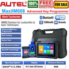 Autel IM608 J2534 IMMO Key Programmer OE-Level All System OBD2 Diagnostic Tablet