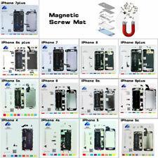 Repair Tools Guide Pad Magnetic Screw Keeper Chart Mat For iPhone 8 7 6s Plus X
