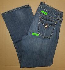 Gap Curvy Flare Boot Cut Blue Jeans size 10 A (#1194)