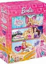 Barbie The Princess Collection [DVD]