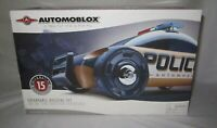 Automoblox S9 Police Car ... new in the box