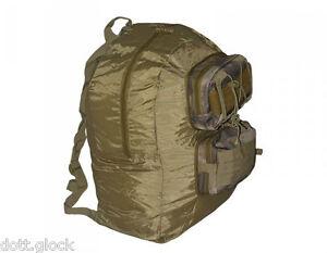 Zaino Tattico Militare Patton Rolly Polly Pack Backpack 35 litri richiudibile