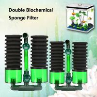 Bio-Sponge Filter for Shrimp Fish Aquarium Biochemical Air Driven