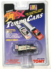 1996 TOMY Turbo AFX LAP KING INDIANAPOLIS 500 HOLDLINE #5 Slot Car #8978 Rare A+