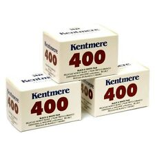 Kentmere (By Ilford) 400 Cheap Black & White Film 35mm 36 Exposure - 3 ROLLS