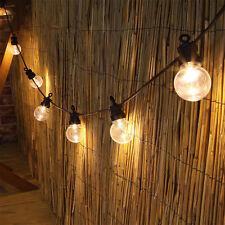 Garden String Lights Ebay