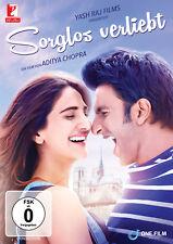 BEFIKRE / SORGLOS VERLIEBT - Bollywood DVD 2017 - Aditya Chopra, Ranveer Singh