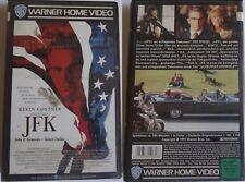 JFK - Tatort Dallas - (Lingua: tedesco) - Videocassetta (VHS) - Kevin Costner