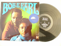 BOB & EARL LP SELF TITLED b&c . bcb 1  SOUL / 33RPM