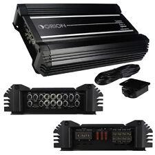 ORION XTR1000.4 Xtr 4 Ch. Amplifier 4000 Watts
