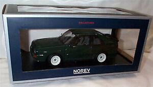Audi Sport Quattro 1985 Green 1:18 SCALE New in box 188317