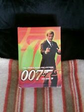 James Bond Collection 007 Gift Set - Vol. 3 (DVD, 2000, 6-Disc Set.
