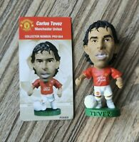 Corinthian Manchester United 07/08 Double Winners Team Pack Carlos Tevez PRO1804