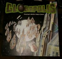 LTD Edition 1 of 25,000 Globopolis Board Game 2000 Tomorrow's World Today's Game