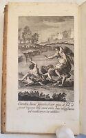 BIBBIA COMMENTO GIOVANNI GRANELLI L'ISTORIA SANTA LIBRO IV GIONA TOBIA BIBLE 793