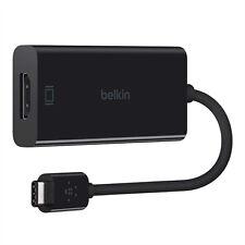 Belkin Usb-c to HDMI Adapter 2yr WTY F2CU038BTBLK