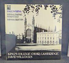 Palestrina Missa Papae Marcelli / Missa Brevis Choir of King's College (HQS 1237