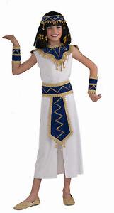 Princess of the Pyramids Costume Child Cleopatra Girl Roman Greek Medium 8-10