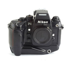Nikon F4s 35mm SLR Film Camera Body Only