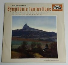 Berlioz Symphonie Fantastique Carlo Zecchi Supraphon SUA 10103