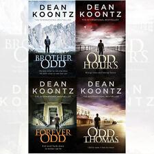 Dean Koontz Collection Odd Thomas Series 4 Books Set Pack New