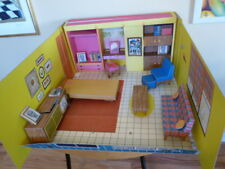 Original 1962 Barbie Dream House With Furniture & Accessories # 816