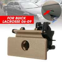 Beige ABS Car Glove Box Lock Latch Compartment Handle For Buick Lacrosse 06-09