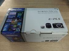 OLYMPUS E-PL5 + obj 14-42mm (HS)