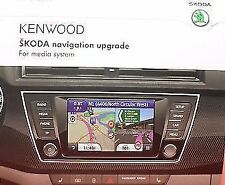 Genuine New Skoda Kenwood Navigation Interface - ZGB5E0051259
