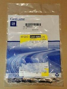 OEM GM 3.6L PCV valve crankcase upper seal 12650203