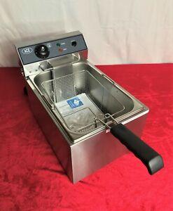 17 LT Single Chips Fryer