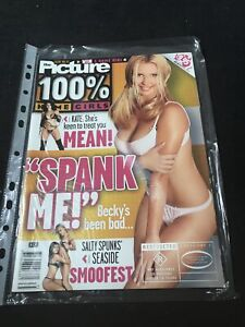 PICTURE 100% HOME GIRLS ISSUE NO. 35