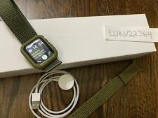 Apple Watch Series 5 40mm Space Gray Aluminium Case 2 sport loop bands