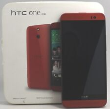OPEN BOX- HTC ONE E8 Ace Red (FACTORY UNLOCKED) 5' Full HD , Quad-Core CPU ,16GB