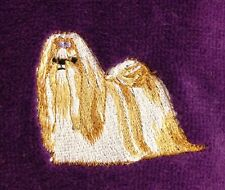Shih Tzu, Towel, Embroidered, Custom, Personalized, Dog