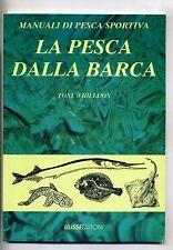 T.Whieldon # LA PESCA DALLA BARCA # Ulisse 1992