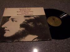 """Robert Speaight """"Robert Browning"""" SPOKEN ARTS LP"""