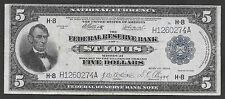 1918 $5  FRBN  ❀❀ ST. LOUIS ❀❀  ONLY 33 KNOWN    VERY RARE!!!