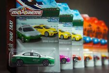Majorette THAI TAXI Toyota Corolla Altis Pattaya Edition ***Choose color***