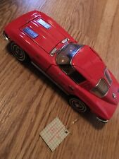 The Franklin Mint - Diecast Model 1963 Red Corvette Sting Ray Split Window