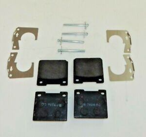 Pair New Brake Pads and Fitting Kit Triumph Spitfire 1967-1980
