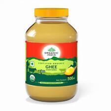 Organic India Desi Ghee Cow 100% Pure Clarified Butter 500ml - Free Ship