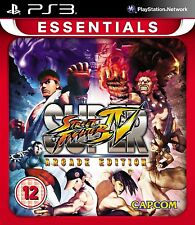 SUPER STREET FIGHTER IV ARCADE EDITION PER PAL PS3 (NUOVO E SIGILLATO)