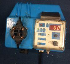 Barnant Heavy Duty Metering Pump Type HD PH-P1 ~ 1/n-Bar 1-10 ~ 110V ~ 1 Amp
