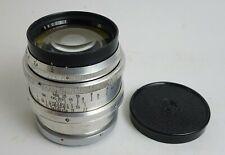 Jupiter 9 2/85 lens Kiev Contax 1958