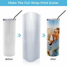 Sublimation Tumbler Shrink Film Sleeve Shrink Wrap 100pcs Shrink Wrap Tube