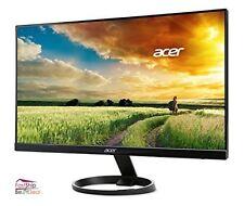 Acer Monitors 23.8 Inch IPS HDMI DVI VGA 1920 X 1080 Widescreen Computer Screen
