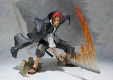 BANDAI One Piece Figuarts Zero Shanks Battle Ver. PVC Figure
